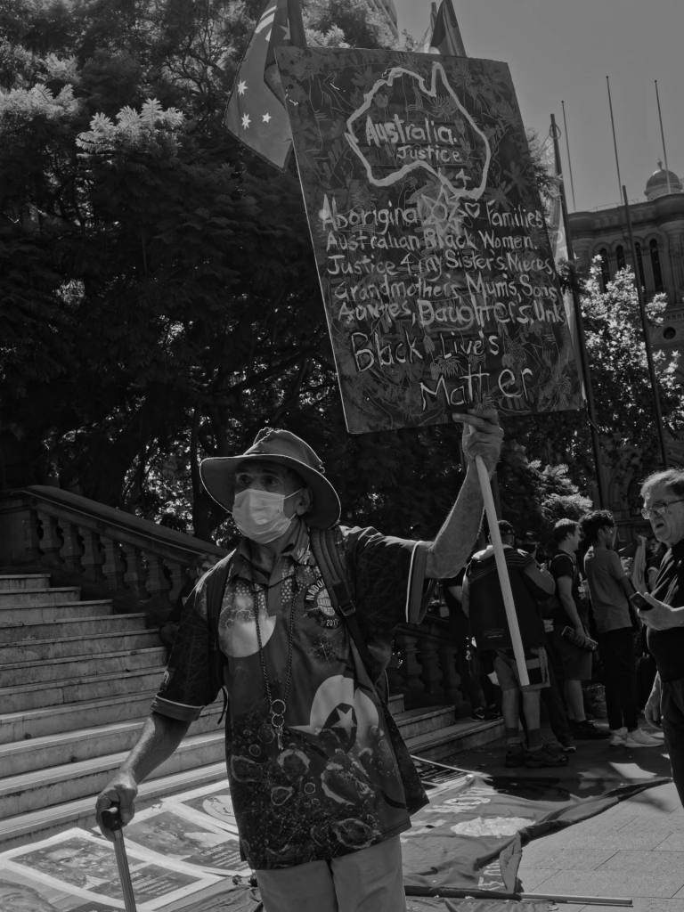 _1130005_DxO_1920px – National Day of Action: Stop Black Deaths in Custody at Sydney Town Hall on April 10, 2021