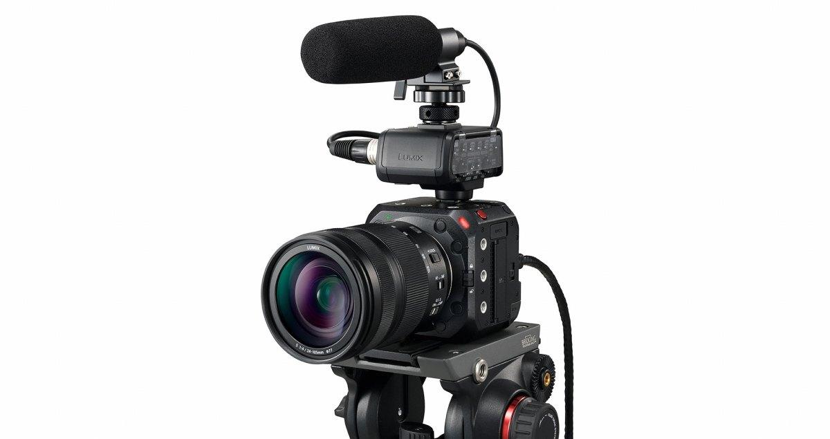Panasonic UK: Lumix BS1H full frame boxcamera