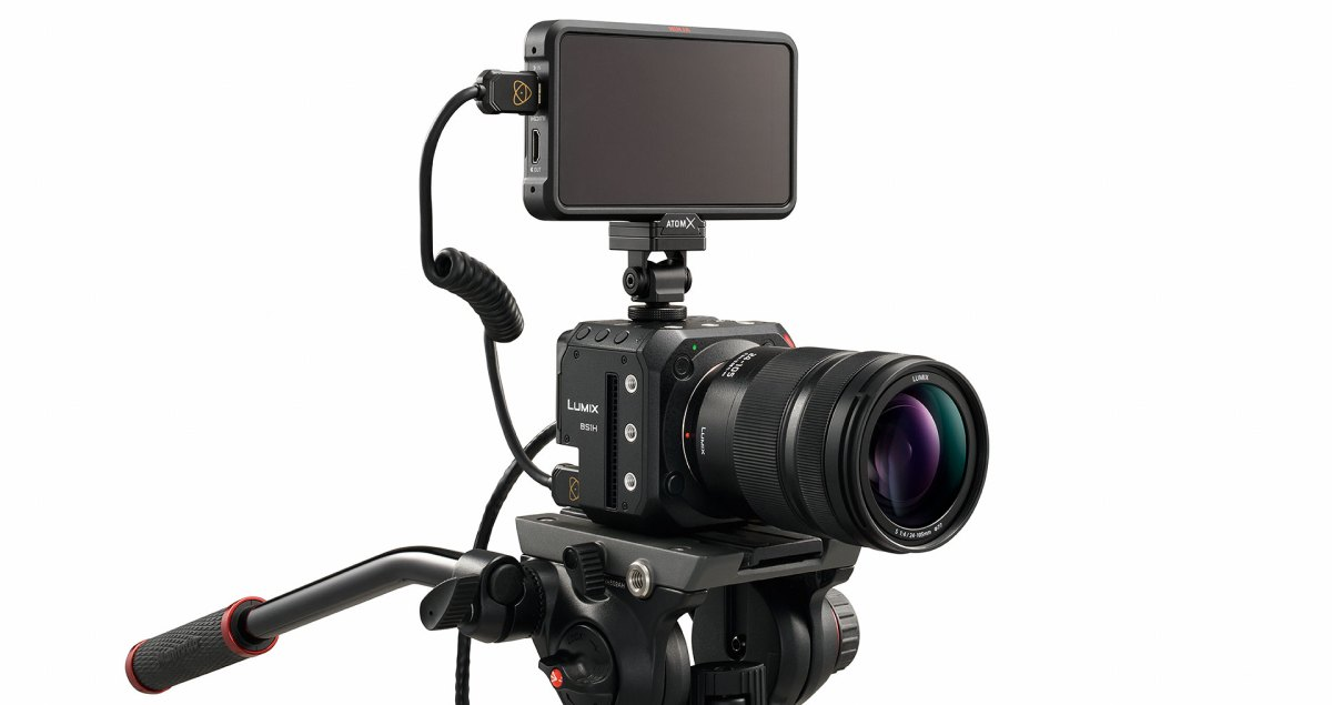 Press Release: Panasonic announces new full-frame LUMIX BS1H: Box-style camera for live broadcast and cinema production, by PanasonicAustralia